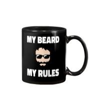 My beard My rules Mug thumbnail