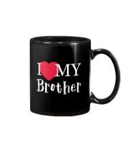 I Love My Brother Mug thumbnail