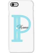 Elegant P Phone Case thumbnail