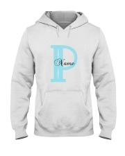 Elegant P Hooded Sweatshirt thumbnail