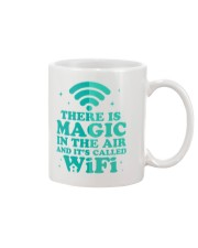 There is magic in the air and it's called WiFi Mug thumbnail