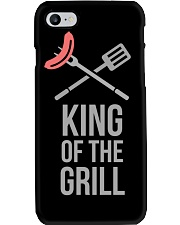 King Of The Grill  Phone Case thumbnail