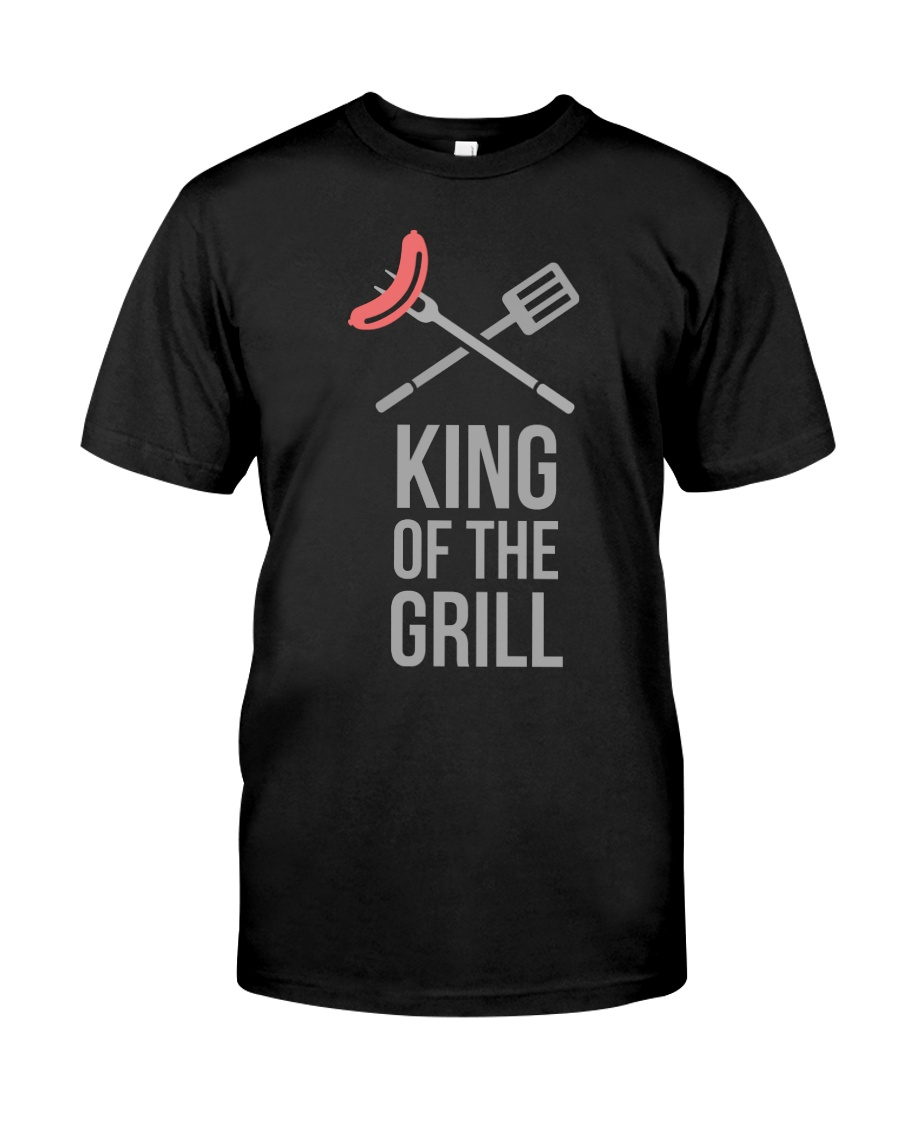 King Of The Grill  Classic T-Shirt