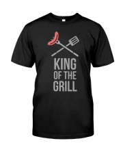 King Of The Grill  Classic T-Shirt front