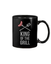 King Of The Grill  Mug thumbnail
