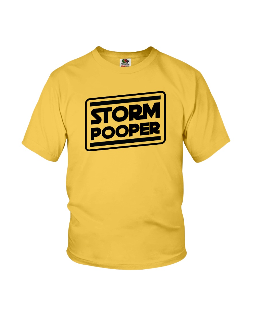 Storm Pooper Youth T-Shirt