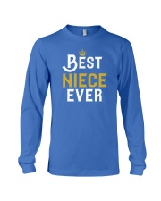 Best Niece Ever Long Sleeve Tee front