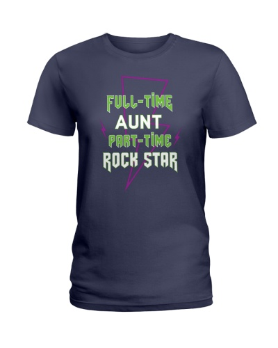 Full-time Aunt Part-time Rock Star