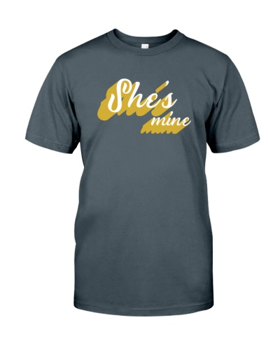 She's Mine - Couple's Design
