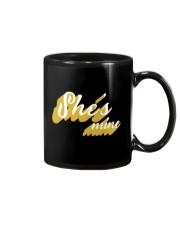 She's Mine - Couple's Design Mug thumbnail