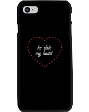 He Stole My Heart - Couple's Design Phone Case thumbnail