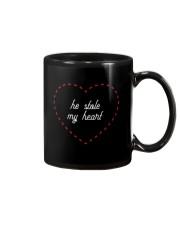 He Stole My Heart - Couple's Design Mug thumbnail