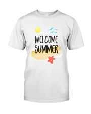 Welcome Summer Classic T-Shirt thumbnail