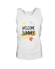 Welcome Summer Unisex Tank thumbnail