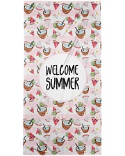 Welcome Summer Premium Beach Towel thumbnail