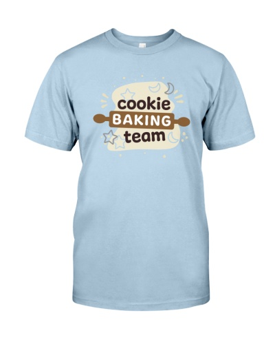 Cookie Baking Team