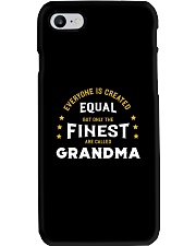 The Finest are Called Grandma Phone Case thumbnail