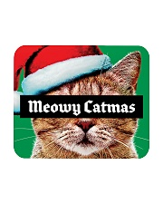 The big Meowy Catmas Mousepad thumbnail