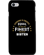 The Finest are Called Sister Phone Case thumbnail