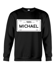 100 Percent Michael Crewneck Sweatshirt thumbnail