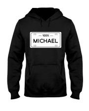 100 Percent Michael Hooded Sweatshirt thumbnail