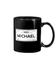 100 Percent Michael Mug thumbnail