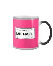 100 Percent Michael Color Changing Mug thumbnail