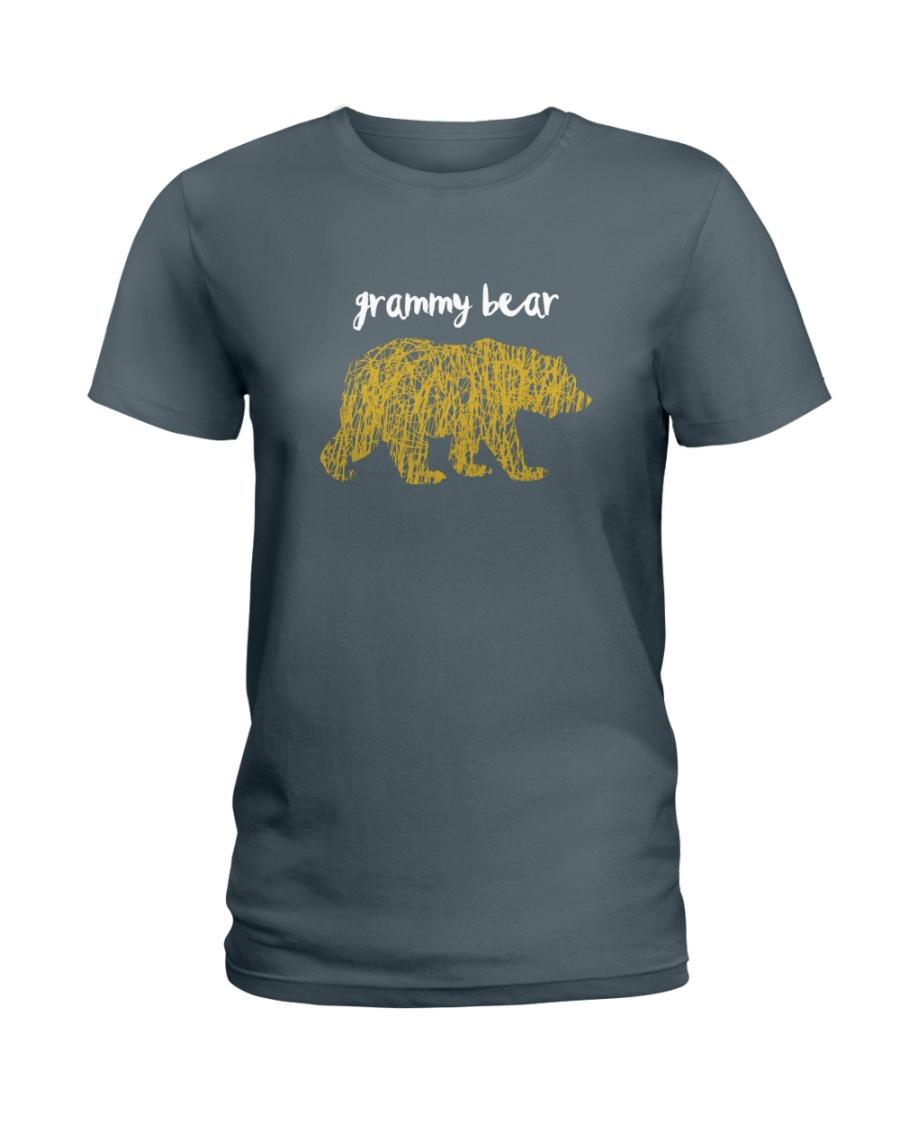 Grampy Bear Ladies T-Shirt