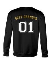 Best Grandpa Crewneck Sweatshirt thumbnail