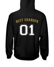 Best Grandpa Hooded Sweatshirt thumbnail