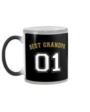 Best Grandpa Color Changing Mug color-changing-left