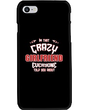 I'm That Crazy Girlfriend Phone Case i-phone-7-case