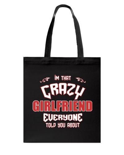 I'm That Crazy Girlfriend