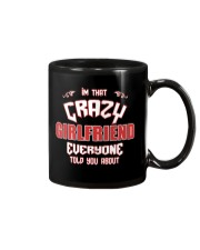I'm That Crazy Girlfriend Mug thumbnail