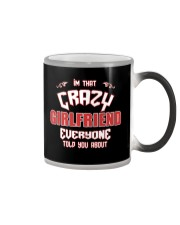 I'm That Crazy Girlfriend Color Changing Mug thumbnail