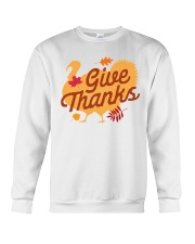 Give Thanks Crewneck Sweatshirt thumbnail