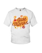 Give Thanks Youth T-Shirt thumbnail
