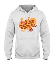 Give Thanks Hooded Sweatshirt thumbnail