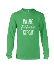 Inhale Exhale Repeat Long Sleeve Tee thumbnail