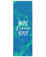 Inhale Exhale Repeat Yoga Mat 24x70 (vertical) thumbnail