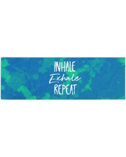 Inhale Exhale Repeat Yoga Mat 70x24 (horizontal) front
