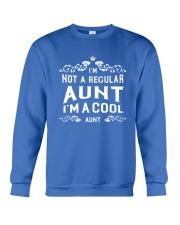 I'm a Cool Aunt Crewneck Sweatshirt front