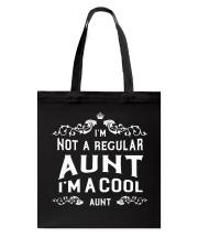 I'm a Cool Aunt Tote Bag thumbnail