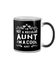 I'm a Cool Aunt Color Changing Mug thumbnail