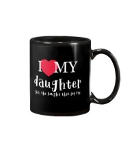 I Love My Daughter - Yes She Bought This For Me Mug thumbnail