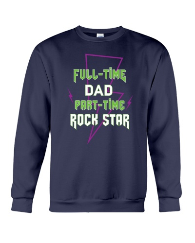 Full-time Dad Part-time Rock Star