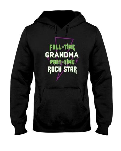 Full-time Grandma Part-time Rock Star