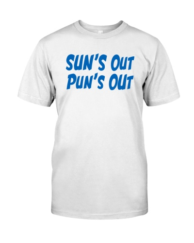 Suns Out Puns Out