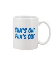 Suns Out Puns Out Mug thumbnail