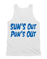 Suns Out Puns Out All-over Unisex Tank thumbnail